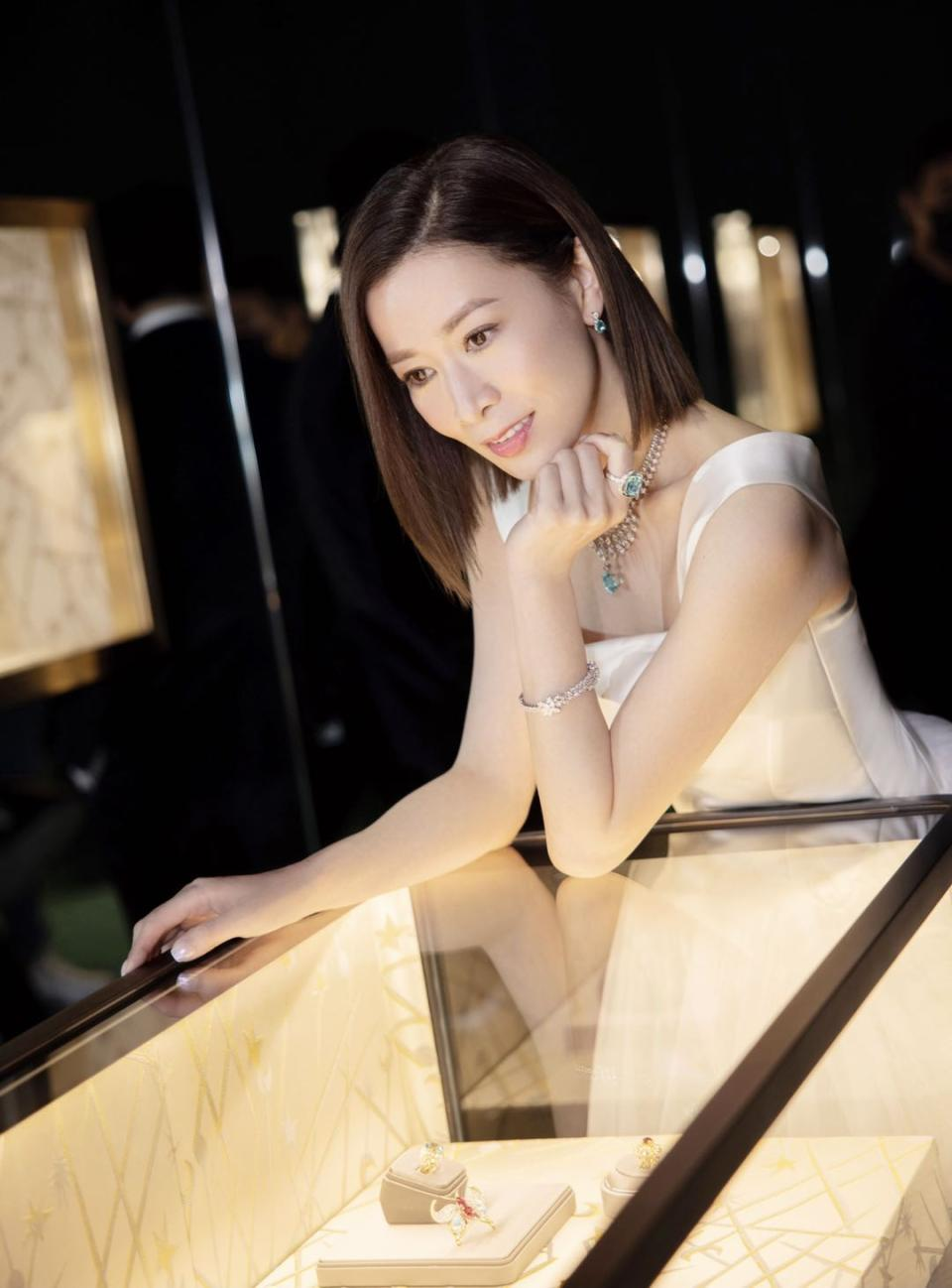 Charmaine Sheh. (PHOTO: Tiffany & Co.)