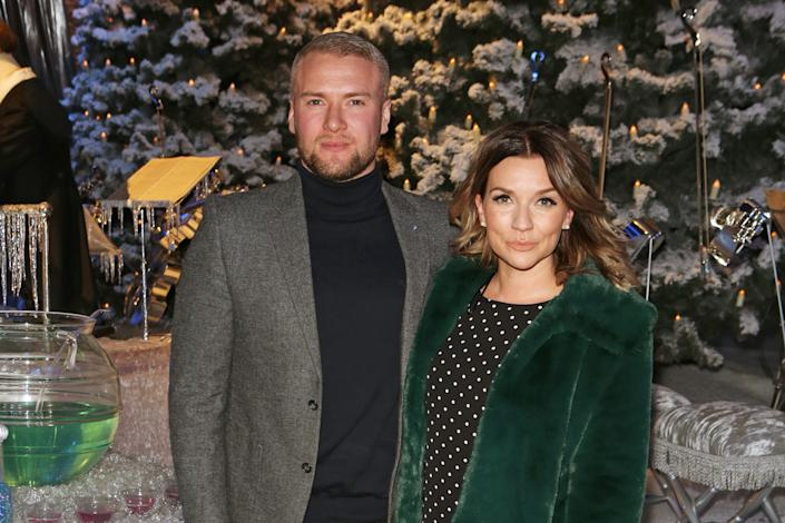 <em>Great British Bake Off</em> 2016 winner Candice Brown has split from husband Liam Macaulay. (Getty Images for Warner Bros. Studio Tour)