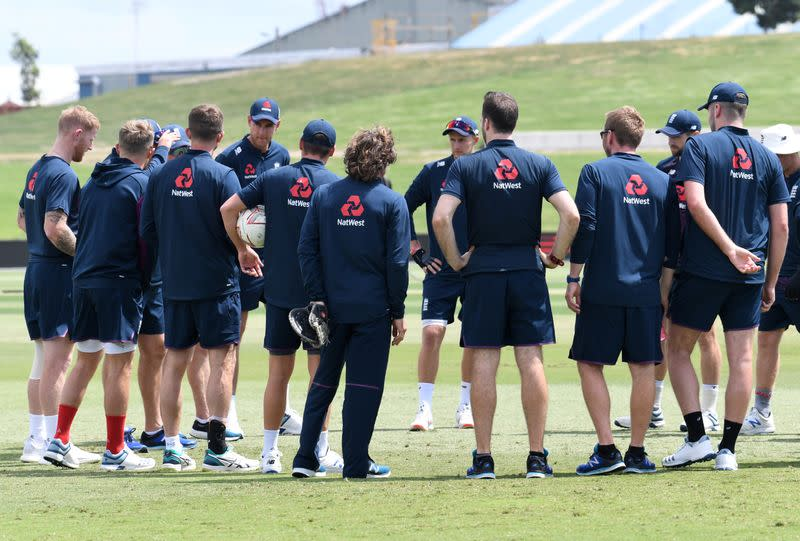 England cricket players set for pay cuts due to coronavirus crisis - report