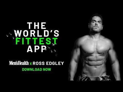 """<p>The kings of transformations Men's Health and athlete-adventurer Ross Edgley have collaborated once again to present <strong>THE WORLD'S FITTEST APP</strong>. Pick from 4 individual 12-week training plans, designed using simple moves — each with an easy-to-follow video demonstration — and basic gym kit. All plans are based on sports science fundamentals to make you fitter, leaner, stronger and faster whatever your starting point and whatever your goal.</p><p><a href=""""https://www.youtube.com/watch?v=f3U0XfJhhTI"""" rel=""""nofollow noopener"""" target=""""_blank"""" data-ylk=""""slk:See the original post on Youtube"""" class=""""link rapid-noclick-resp"""">See the original post on Youtube</a></p>"""