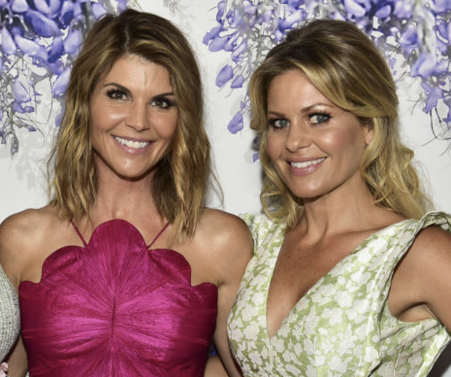 Lori Loughlin and Candace Cameron Bure have remained close over the years. (Photo: Rodin Eckenroth/Getty Images)