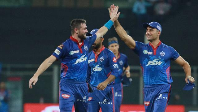 The Capitals got off to a dream start during the Royals' reply, with Chris Woakes getting rid of openers Manan Vohra and Jos Buttler. At one stage, RR too, were reeling at 42-5 in the 10th over. Sportzpics