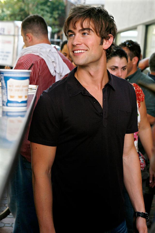 Q: Who was the sexy, Southern brunette Nate Archibald started dating despite their families' bitter political rivalry?