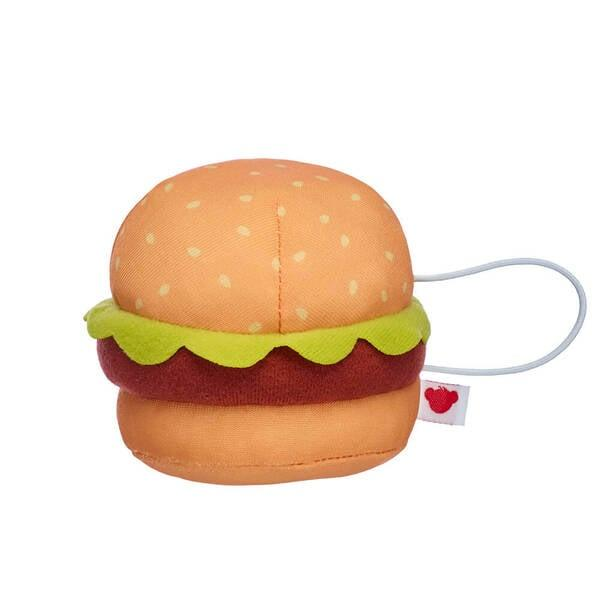 """<p>As a 27-year-old adult, I would love nothing more than a hamburger purse, but I guess I'll just have to settle for this adorable <a href=""""https://www.popsugar.com/buy/Krabby-Patty-Wristie-493662?p_name=Krabby%20Patty%20Wristie&retailer=buildabear.com&pid=493662&price=6&evar1=moms%3Aus&evar9=46670493&evar98=https%3A%2F%2Fwww.popsugar.com%2Fphoto-gallery%2F46670493%2Fimage%2F46670506%2FKrabby-Patty-Wristie&list1=spongebob%20squarepants%2Cbuild-a-bear%2Ckid%20shopping&prop13=api&pdata=1"""" rel=""""nofollow"""" data-shoppable-link=""""1"""" target=""""_blank"""" class=""""ga-track"""" data-ga-category=""""Related"""" data-ga-label=""""http://www.buildabear.com/krabby-patty-wristie/027748.html?cgid=collections-shop-by-character-spongebob"""" data-ga-action=""""In-Line Links"""">Krabby Patty Wristie</a> ($6) just for your plush.</p>"""