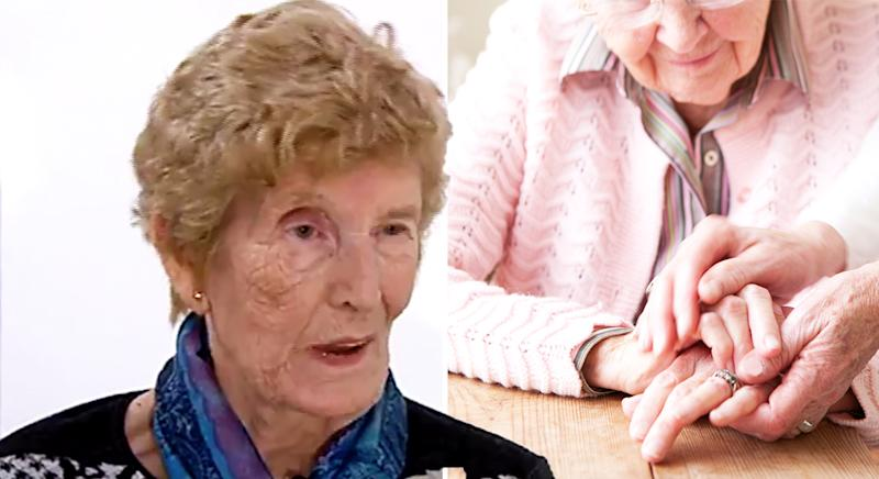 81 Year Old Orphan Shocked To Discover Her 103 Birth Mother Is Still Alive After 61 Search