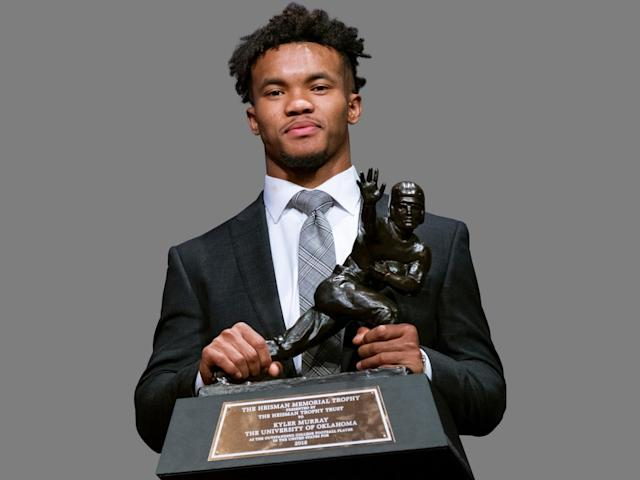 We have more details on the financial implications of Kyler Murray's future decision on pursuing football. (AP)