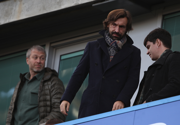 Revealed: Is Andrea Pirlo set to join Conte at Chelsea?