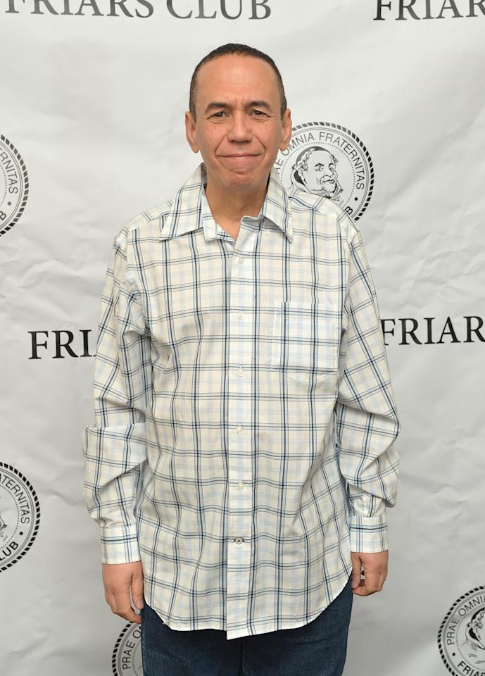 "NEW YORK, NY - MARCH 01:  Actor/comedian Gilbert Gottfried attends The Friars Club: ""So You Think You Can Roast?"" Celebrating Ricky Schroder at New York Friars Club on March 1, 2013 in New York City.  (Photo by Mike Coppola/Getty Images)"