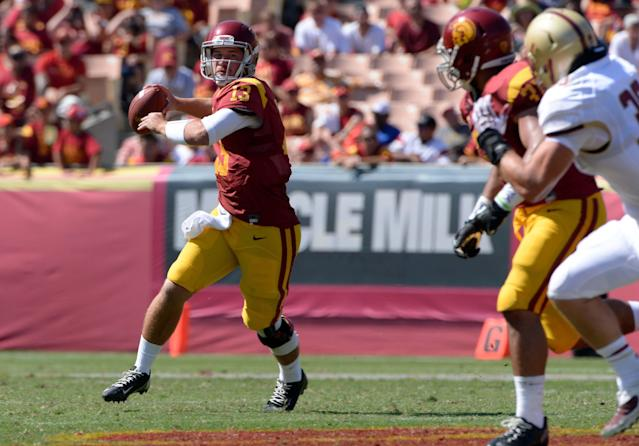 Report: Former USC QB Max Wittek will join Hawaii later this month
