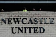 Will an injection of Saudi cash turn Newcastle into Premier League challengers? (AFP/LINDSEY PARNABY)