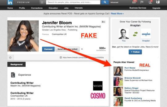 How Hackers Are Using Fake LinkedIn Profiles to Steal Your Information