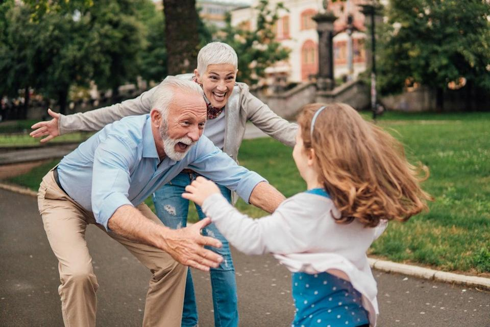 <p>The prime minister has confirmed people in England are allowed to hug their loved ones, drink inside pubs and dine inside restaurants from 17 May</p> (Getty)