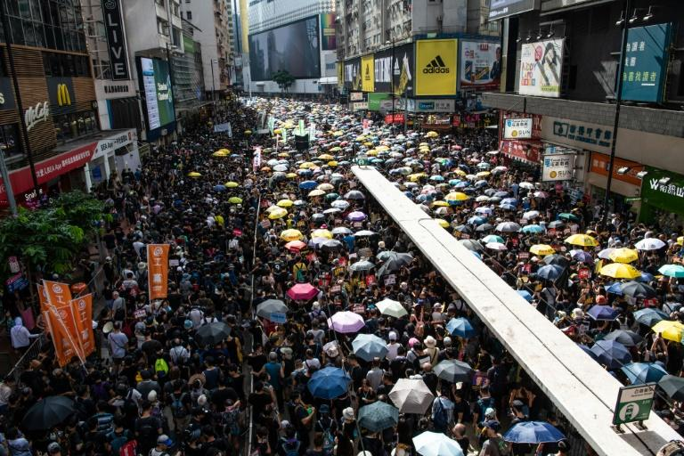 Weeks of huge rallies have done little to sway Hong Kong's leaders or Beijing