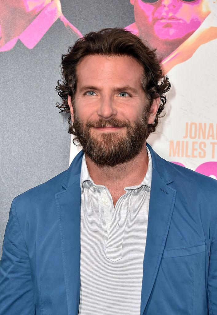 <p>Bradley Cooper has experimented with his facial hair and locks for the past few years and it seems his dedication has paid off. <em>[Photo: Getty]</em> </p>