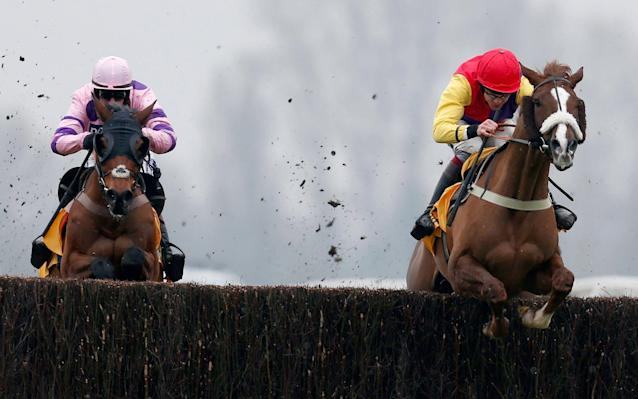 Le Mercurey (L) was formerly owned by Chris Giles and Colm Donlon - Getty Images Sport