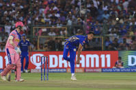 The only quality spinner in this list, Deepak Chahar's brother Rahul caught everyone's attention with his leg-spin in IPL 2019. His ability to come in the first six overs of a T20 game and picking up wickets was his USP.