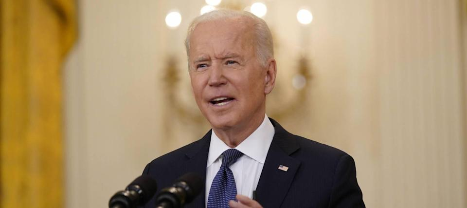 Biden celebrates a million sign-ups for discounted health insurance plans