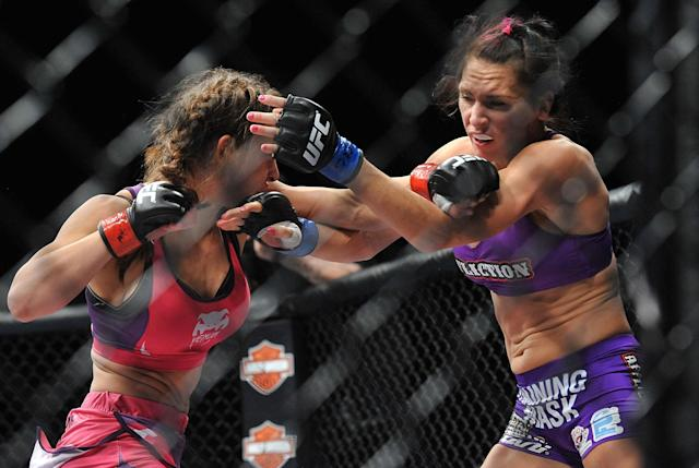 Cat Zingano returns to action against Amanda Nunes at UFC 178