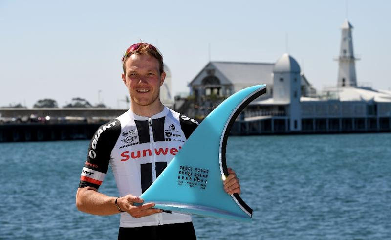 Nikias Arndt win in the Cadel Evans Great Ocean Road Race was his first triumph since taking a stage of the Giro d