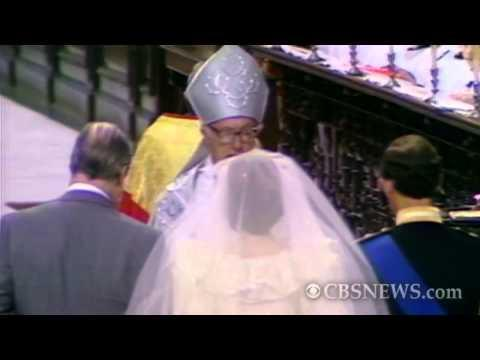 """<p>Princess Diana had her very own Ross Geller moment at the altar, and said the wrong name. In a video clip of the couple's vows, shared by <a href=""""https://youtu.be/uCpE6UQQheY?t=320"""" rel=""""nofollow noopener"""" target=""""_blank"""" data-ylk=""""slk:CBS News"""" class=""""link rapid-noclick-resp"""">CBS News</a>, Diana can be heard saying, """"take thee Philip Charles Arthur George."""" The minor mistake simply switched Charles's first and middle names. And considering the fact that the ceremony was being watched by """"a global television audience of 750 million in 74 countries,"""" per the <a href=""""https://www.bbc.com/historyofthebbc/anniversaries/july/wedding-of-prince-charles-and-lady-diana-spencer"""" rel=""""nofollow noopener"""" target=""""_blank"""" data-ylk=""""slk:BBC"""" class=""""link rapid-noclick-resp"""">BBC</a>, it's perhaps unsurprising that nerves came into play.</p><p><a href=""""https://youtu.be/uCpE6UQQheY?t=320"""" rel=""""nofollow noopener"""" target=""""_blank"""" data-ylk=""""slk:See the original post on Youtube"""" class=""""link rapid-noclick-resp"""">See the original post on Youtube</a></p>"""