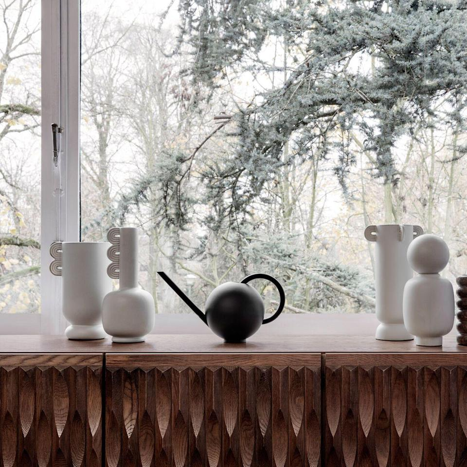 """<p><strong>Trine Andersen</strong></p><p>moma.org</p><p><strong>$109.00</strong></p><p><a href=""""https://store.moma.org/for-the-home/home/indoor-outdoor-gardening/orb-watering-can/200830-200830.html"""" rel=""""nofollow noopener"""" target=""""_blank"""" data-ylk=""""slk:Shop Now"""" class=""""link rapid-noclick-resp"""">Shop Now</a></p><p>A chic watering can is one of those things nobody <em>wants</em> to buy for themselves.</p>"""