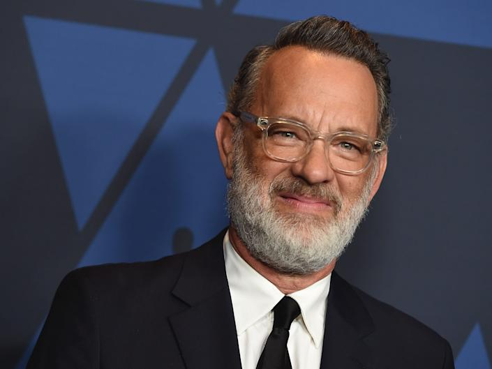 Tom Hanks, 63, is currently in self-isolation in Australia after testing positive for COVID-19.