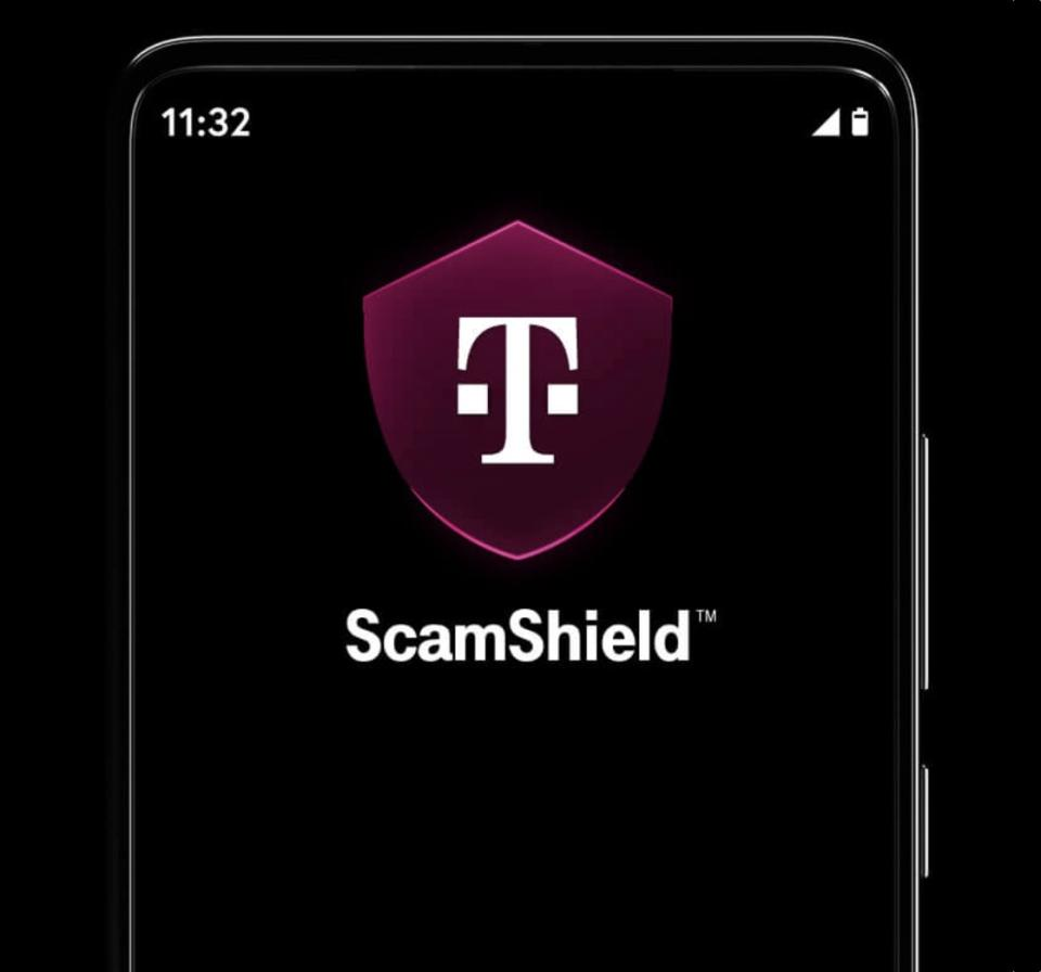 T-Mobile's Scam Shield is a free service for all T-Mobile subscribers. (Image: T-Mobile)