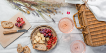 """<p class=""""body-dropcap"""">Here's how I know society has evolved: You can order a giant wine gift basket that comes with a freakin' <a href=""""https://www.cosmopolitan.com/lifestyle/g32613217/best-throw-blankets/"""" rel=""""nofollow noopener"""" target=""""_blank"""" data-ylk=""""slk:throw blanket"""" class=""""link rapid-noclick-resp"""">throw blanket</a> online and have it sent straight to your favorite person. </p><p>Sure, there's no shame in running to the nearest store at the last minute and praying they have a $10 bottle of <a href=""""https://www.cosmopolitan.com/lifestyle/g33646685/best-sweet-wines/"""" rel=""""nofollow noopener"""" target=""""_blank"""" data-ylk=""""slk:sweet rosé"""" class=""""link rapid-noclick-resp"""">sweet rosé</a> chilled and ready to be popped RTFN, but a whole basket looks a hell of a lot shmancier. And what's the point in giving a gift if you're not going to be at the top of the friend pyramid? Yes, that's a joke—but you should know that I'm a very serious person. <br></p><p>Show your besties, S.O., mama, or your (very) worthy self how much you truly love them with one of these perfect wine gift baskets.</p>"""