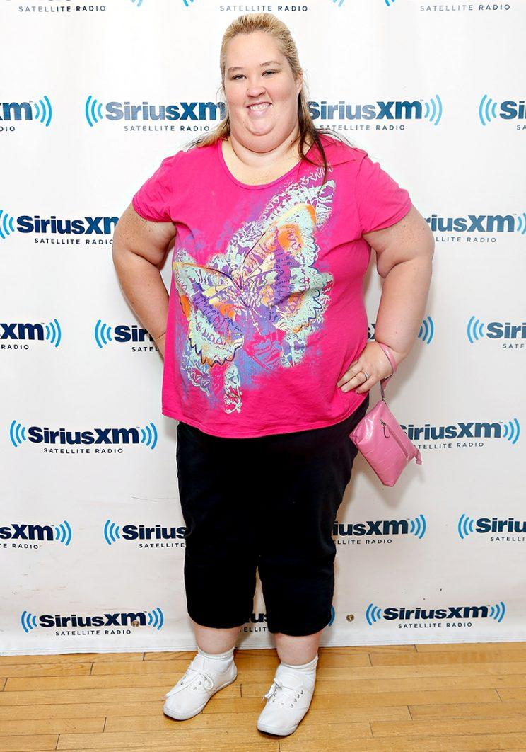 Mama June Shannon in 2013. (Photo: Cindy Ord/Getty Images)