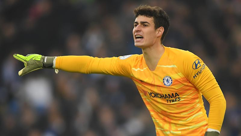 Lampard confirms Kepa could return to Chelsea line up for FA Cup clash with Liverpool