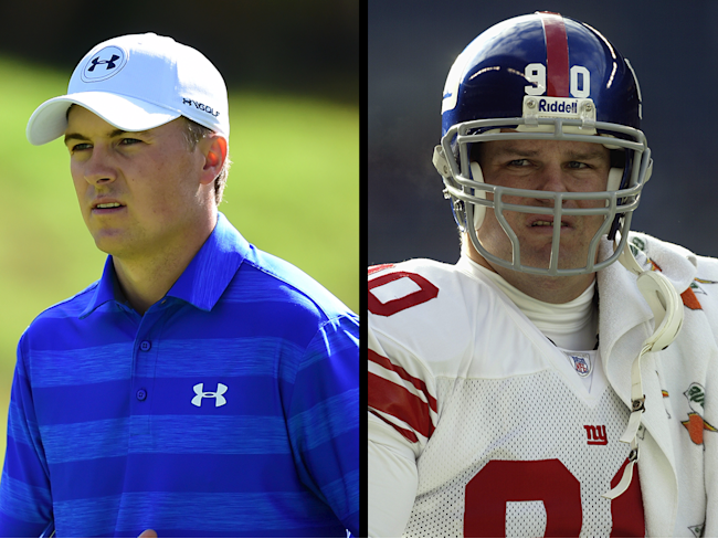 db328b872738 Under Armour gambled on Jordan Spieth when he was 19 after he met with a  former NFL long-snapper