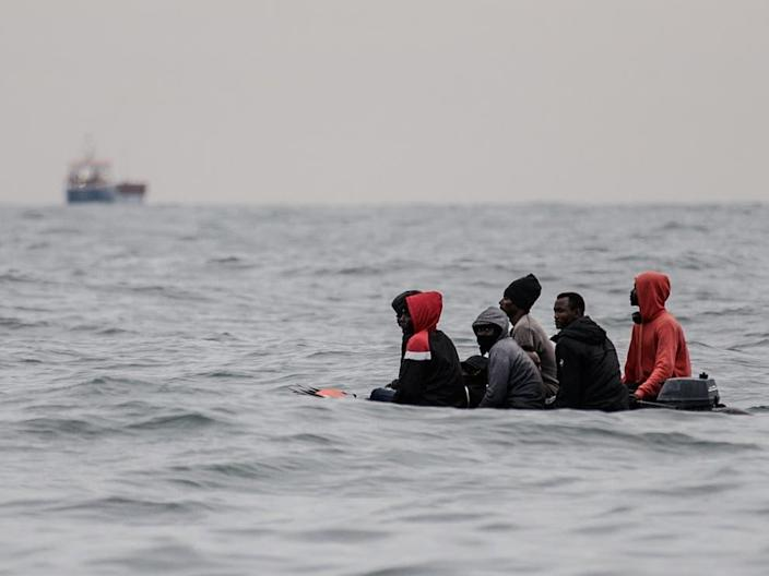 <p>Migrant rights groups warn government plans will 'roll back our commitment' to the refugee convention and make the asylum system 'more dangerous'</p> (AFP/Getty)