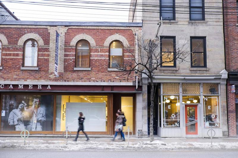 Queen Street West is home to the city's hippest shops (Tourism Toronto)