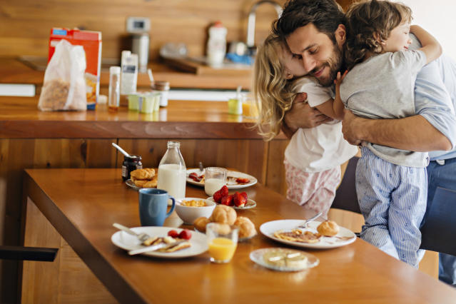 Family meals could give children healthy eating habits for life