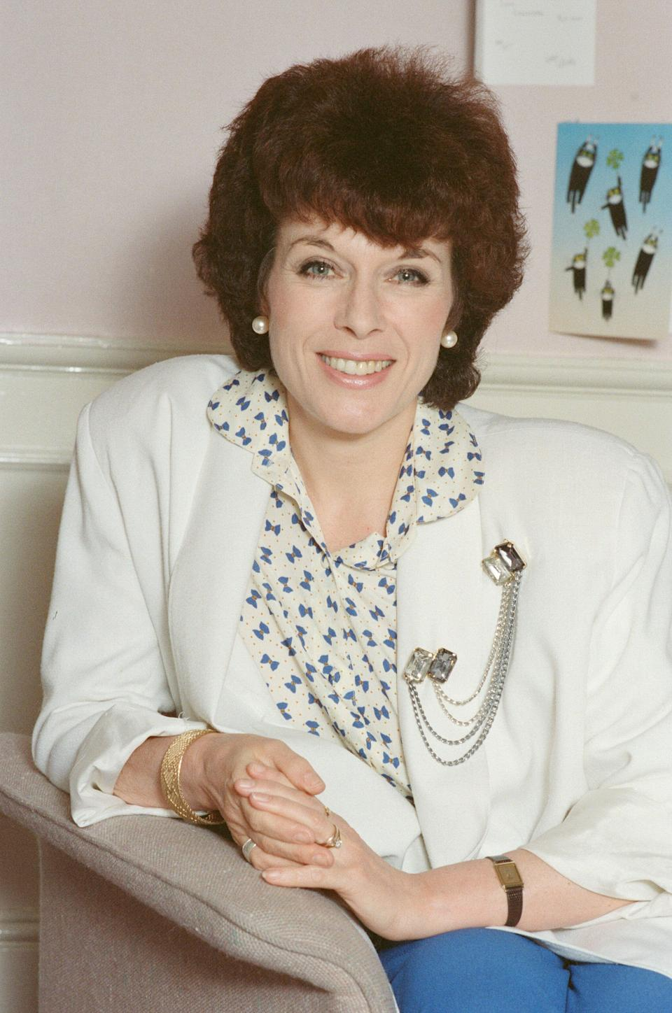 <strong>Jill Gascoine (1937 - 2020)<br /><br /></strong>The TV actress was best remembered forher role as Detective Inspector Maggie Forbes in the hit 80s series The Gentle Touch. She died four years after being moved into a specialist care home for people who have advanced Alzheimer's disease.