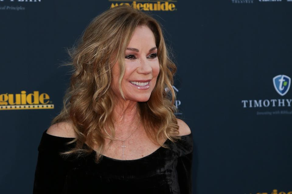 Kathie Lee Gifford opens up about being in a