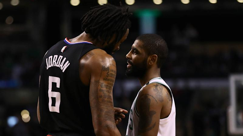 Jordan nearly perfect to lead Clippers past Celtics