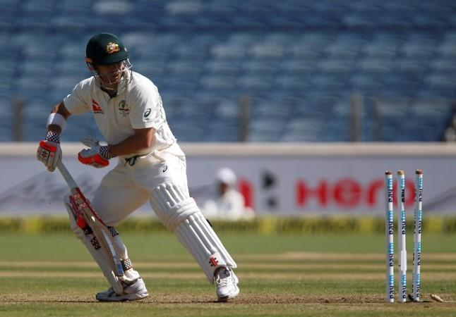 David Warner, Australia, India, Test series, Dharamsala
