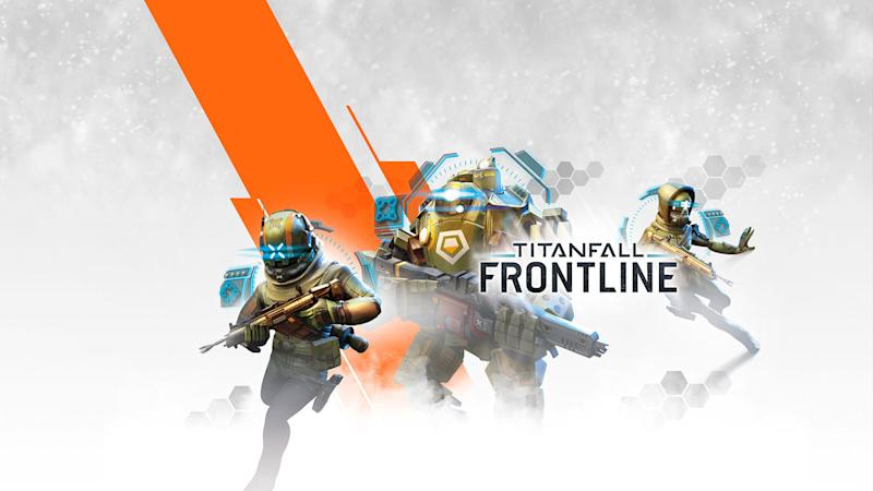 'Titanfall' universe to expand with mobile card game 'Frontline' this fall