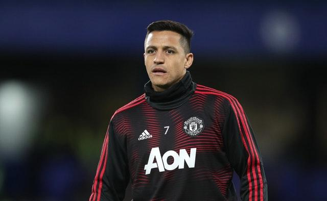 Manchester United's Alexis Sanchez is wanted by West Ham