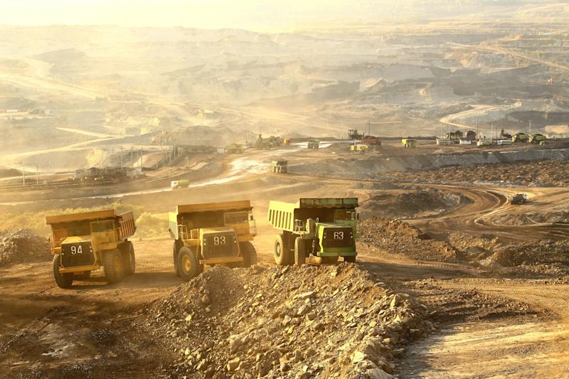 Barrick Gold: Trading-Chance