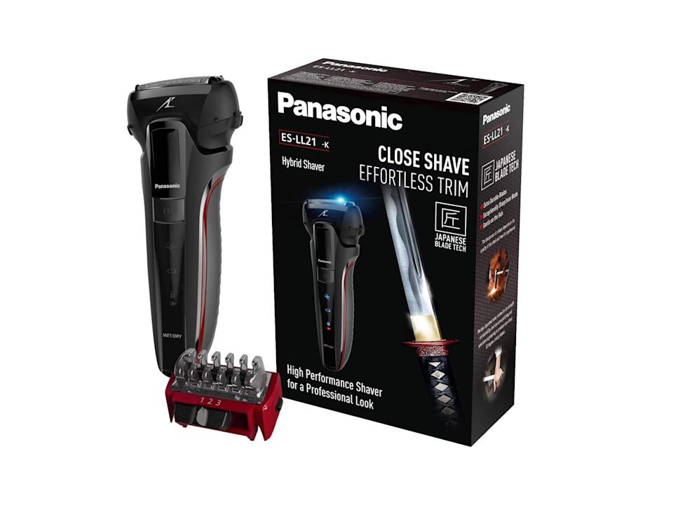 For a clean shaven look, this shaver will reach all the nooks and crannies on your chin and jawlineAmazon