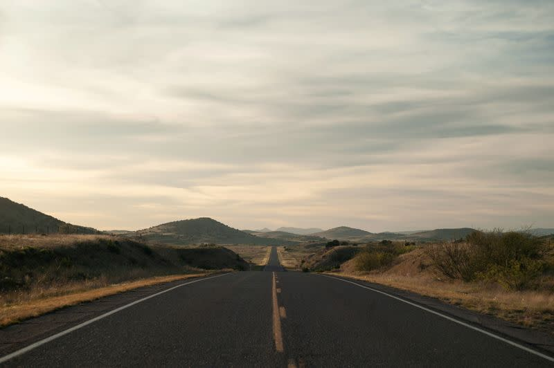 FILE PHOTO: Highway 180 through Catron County