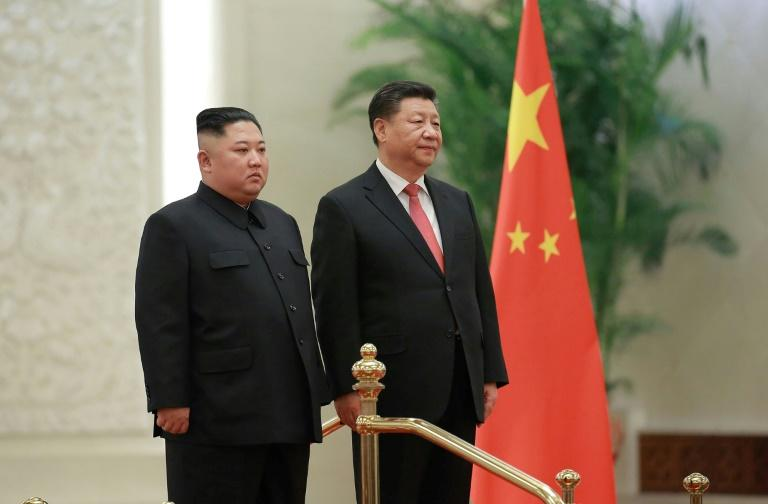 North Korean leader Kim Jong Un went to Beijing, long Pyongyang's key ally, last week for talks with Chinese President Xi Jinping