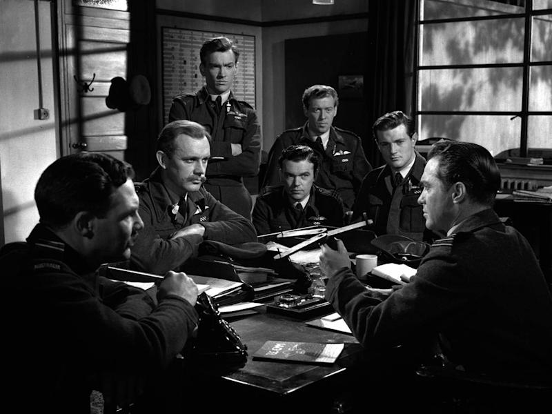 The 1955 film is based on the true story of a group of pilots charged with taking out the supposedly impenetrable Ruhr dams. (StudioCanal)