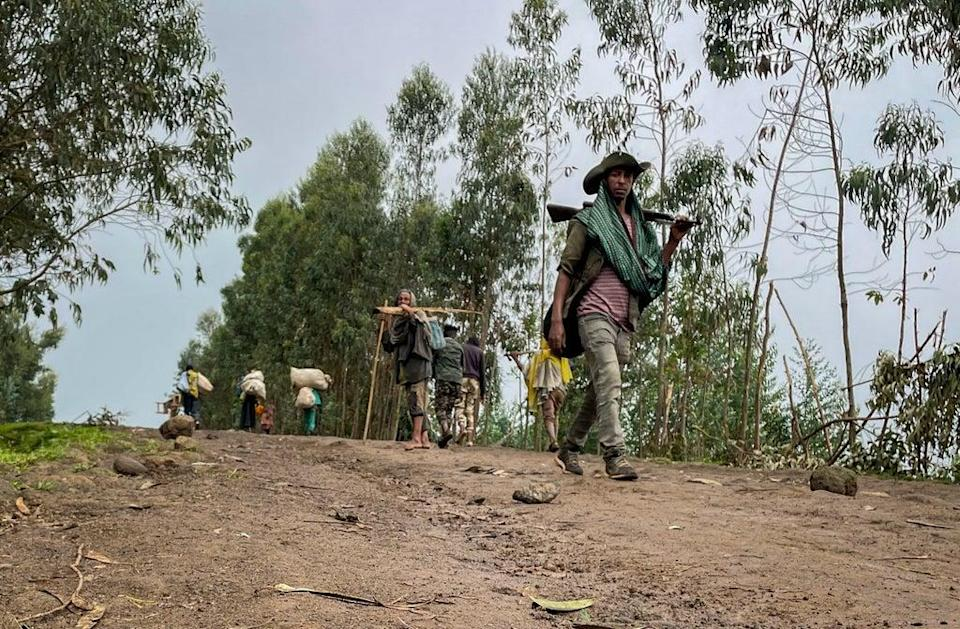 Ethiopia Tigray Crisis Killings (Copyright 2021 The Associated Press. All rights reserved)