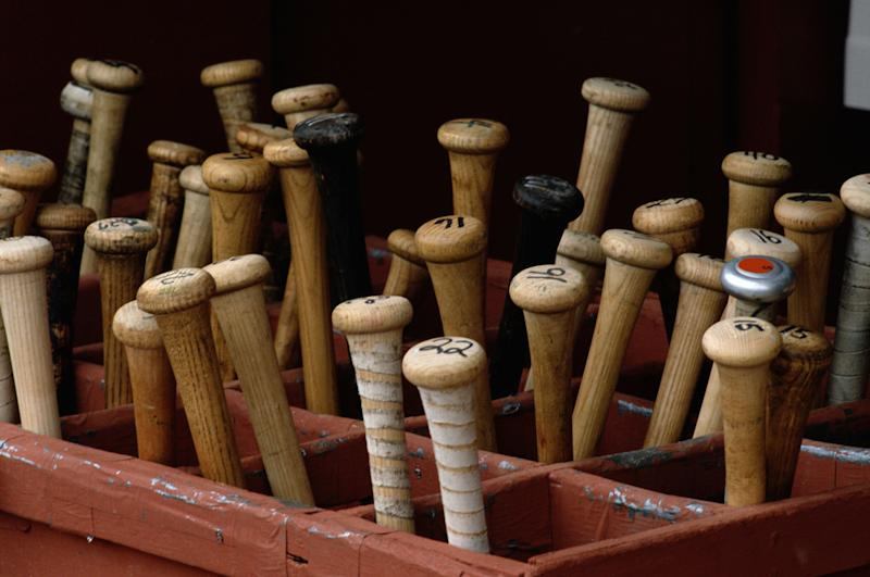 This Beer Is Made with Old Baseball Bats