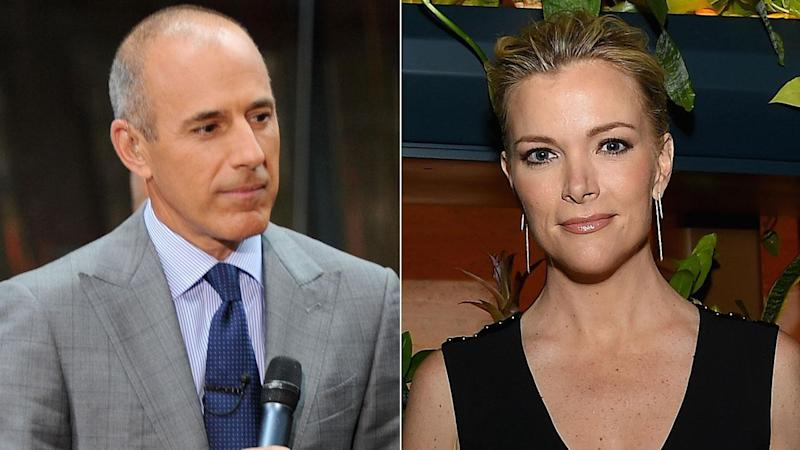 Matt lauer sexual harassment
