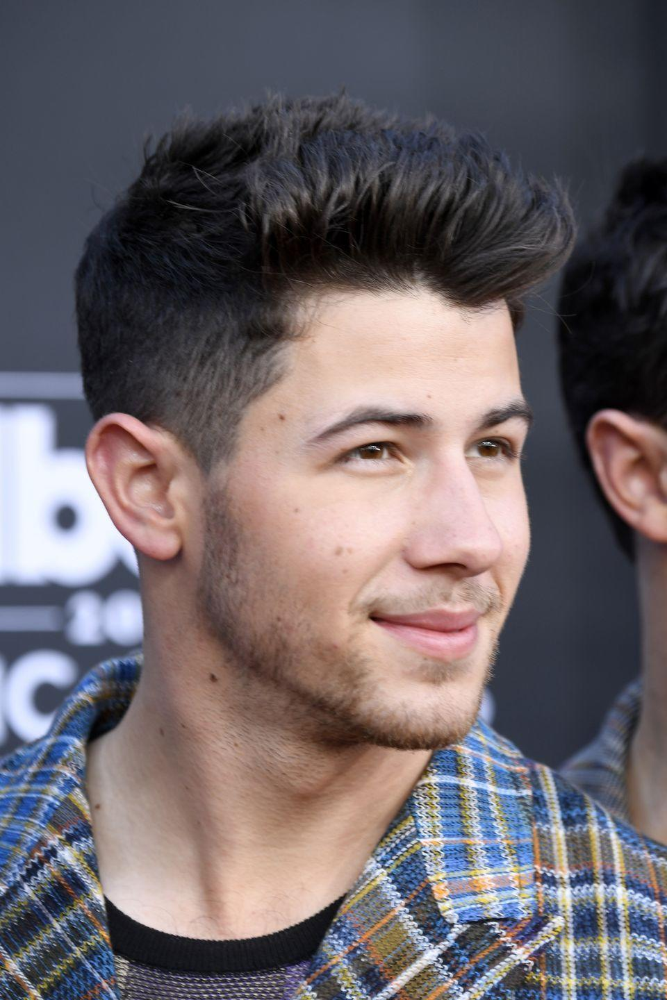 """<p>Nic Jonas, as well as his brothers Joe and Kevin, were all raised Christian. When Nick and Priyanka Chopra tied the knot, they had a <a href=""""https://www.cnn.com/2018/12/02/entertainment/priyanka-chopra-nick-jonas-indian-wedding/index.html"""" rel=""""nofollow noopener"""" target=""""_blank"""" data-ylk=""""slk:Hindu wedding celebration"""" class=""""link rapid-noclick-resp"""">Hindu wedding celebration</a> as well as <a href=""""https://ca.hellomagazine.com/brides/02018120348863/priyanka-chopra-nick-jonas-christian-wedding-first-photo"""" rel=""""nofollow noopener"""" target=""""_blank"""" data-ylk=""""slk:a Christian wedding"""" class=""""link rapid-noclick-resp"""">a Christian wedding</a>, officiated by Nick's father, who is a former minister with the Assemblies of God church. </p>"""
