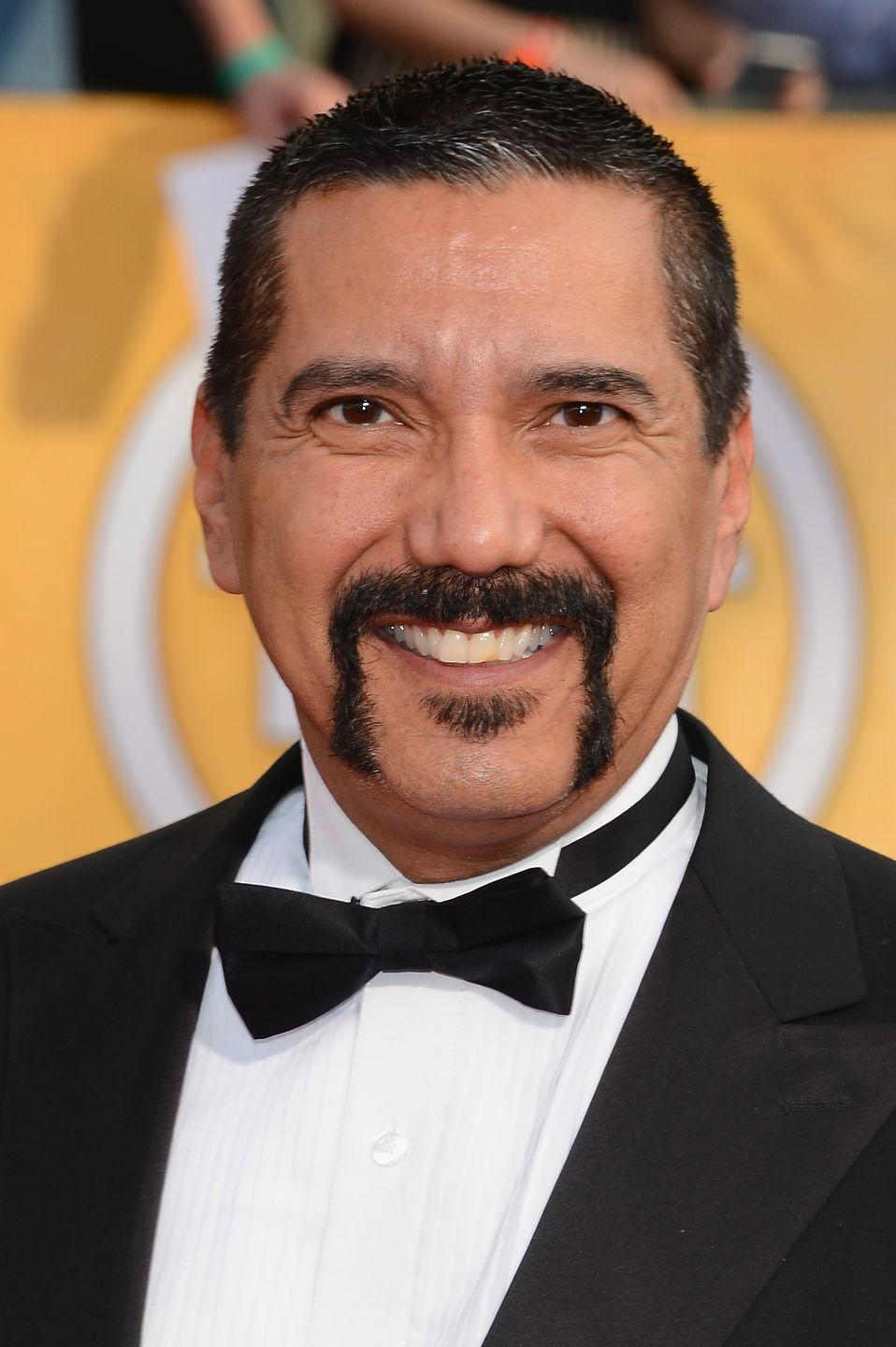 """<p><em>Breaking Bad </em>actor Steven Michael Quezada ran for county commissioner in Albuquerque in July 2015, with the hopes of improving his community. """"I was born and raised here in the district,"""" Quezada told <em><a href=""""https://www.washingtonpost.com/news/morning-mix/wp/2015/07/21/breaking-bad-actor-runs-for-albuquerque-county-commissioner/"""" rel=""""nofollow noopener"""" target=""""_blank"""" data-ylk=""""slk:The Washington Post"""" class=""""link rapid-noclick-resp"""">The Washington Post</a></em>. """"I'm trying to help the kids in the neighborhood where I grew up, to give them a better life."""" Quezada's dream became a reality in 2016 when he won the election against Adrián Pedroza and Robert Chavez.</p>"""